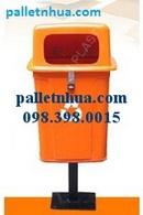 Tp. Hồ Chí Minh: Thùng rác HDPE composit - PE, thùng rác môi trường nhựa composi CL1121928