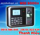 Bình Dương: máy chấm công giá rẻ nhất Wise eye 8000A CL1129494P11