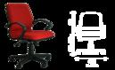 Tp. Hà Nội: Ghế nhân viên L104 CL1127200