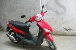 Bán xe Mio bụng nhỏ màu đỏ ,xe đẹp mới