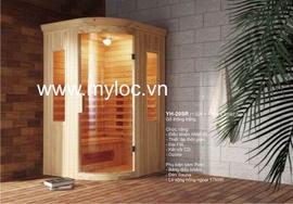 Thi công phòng xông hơi (Sauna, Steambath) tại nhà - công ty Mỹ Lộc