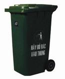 Bình Phước: Thùng rác (dung tích 95lit) CL1085866
