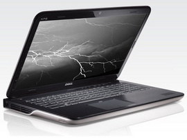 Dell XPS 15z core i7-2640M Vga Rời 1G Full HD
