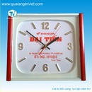 Tp. Hồ Chí Minh: Sản xuất đồng hồ in logo quảng cáo theo yêu cầu CL1127858