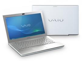 Laptop Sony Vaio SB4AFX-W i5-2450M-4GB-500GB-VGA 512MB giá rẻ Hà Nội!