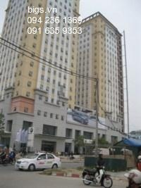 Bán chung cư Bigtower số 18 Phạm Hùng gias hấp dẫn