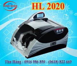 máy đếm tiền Henry HL-2020. công nghệ tốt+quà tặng hấp dẫn. lh:0916986850