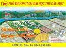 Bình Dương: Bán đất nền Làng Đại Học Thủ Dầu Một, sổ đỏ giá gốc chủ đầu tư. CL1125206