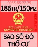 Tp. Hồ Chí Minh: Đất nền Mỹ Phước 3 Bình Dương sổ đỏ thổ cư 100% chỉ 186 triệu/ 150m2. CL1119082