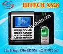 Đồng Nai: máy chấm công vân tay Hitech X628. giá ưu đãi+chất lượng+uy tín CL1126138