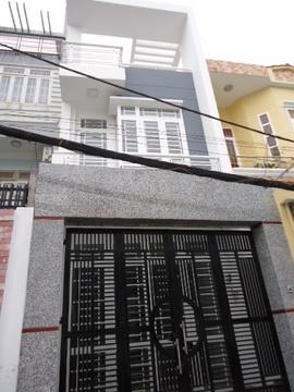 Bán nhà quận Bình Thạnh, nhà bán rất đẹp HXH Hoàng Hoa Thám, p6, S=4. 15x17. 5m