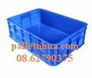 Tp. Hồ Chí Minh: Rổ nhựa công nghiệp: thùng nhựa đặc, thùng đan lưới CL1127723