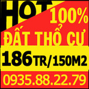 Tp. Hồ Chí Minh: Bán đất nền bình dương mỹ phước 3 giá rẻ 186tr/ 150m2 thổ cư 100%, sổ đỏ CL1126940