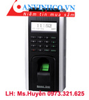 Tp. Hà Nội: Máy chấm công, kiểm soát ra vào vân tay ZK Software F707 CL1127233