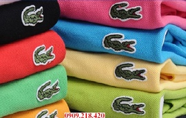 Cơ sở may đồng phục áo thun cá sấu giá rẻ