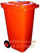 Tp. Hồ Chí Minh: Thùng rác 120 lít, sóng nhựa .khay linh kiện, hộp nhựa mới CL1128019