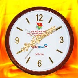công ty sản xuất đồng hồ in quảng cáo, đông hồ in logo, in logo trên đồng hồ