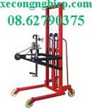 Tp. Hồ Chí Minh: Xe nâng tay 1. 6-3. 0 mét, nâng hàng cho xe tải , kéo phuy CL1128019