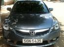 Tp. Hồ Chí Minh: Cần Bán Xe Honda Civic 1. 8 MT 2009 CL1129193