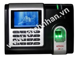 máy chấm công vân tay Hitech X628 giá rẻ bất ngờ