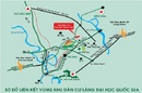 Tp. Hồ Chí Minh: Á Châu Ánh Dương mở bán làng đại học Quốc Gia Hồ Chí Minh CL1129080