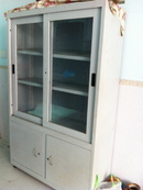 Tp. Hồ Chí Minh: Thanh lý tủ sách (hồ sơ) sắt 9tấc CL1128912