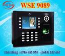 Tp. Hồ Chí Minh: máy chấm công vân tay và thẻ từ WSE9089 nhận diện bằng khuôn mặt CL1129494