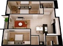 Căn hộ Ngọc Lan quận 7 giá rẻ , nhận nhà ngay , 2 năm trả chậm 0% lãi suất