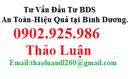 Bình Dương: Bán lô J-khu đông dân Mỹ Phước 3,250tr/ nền, sổ đỏ thổ cư. CL1130498