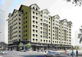 Gía rẻ 590 triệu/ căn. Căn hộ quận Bình Tân khu Nam Long – Hồ Ngọc Lãm .