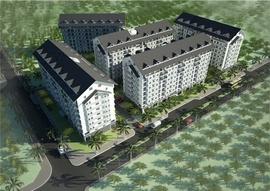 Bán chung cư Ehome 2, 56m2 tầng 5 quận 9 giá rẻ 860 triệu