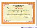 Tp. Hà Nội: phôi giấy khen, bằng khen, chứng nhận CL1138336P11