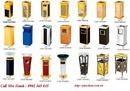 Tp. Hà Nội: Thùng rác Inox gạt tàn, thùng rác gạt tàn đá CL1133376