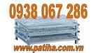 Tp. Hồ Chí Minh: LH:0938067286, lồng hàng công nghiệp, lồng trữ hàng, lồng sắt-thép, lồng pallet, ... CL1135407P8