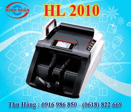 Máy Đếm Tiền Henry HL-2010. Giá Rẻ Nhất Đồng Nai+ Siêu Bền+ Đếm Chuẩn Xác