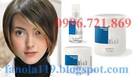 Fanola - Tăng cường dưỡng chất chăm sóc tóc duỗi - Made in Italy