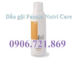 Dưỡng tóc và phục hồi tóc hư với dầu gội Fanola Nutri Care