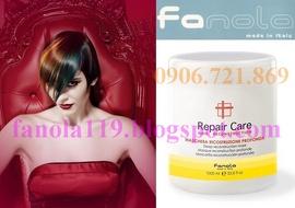 Fanola - Tăng cường dưỡng chất chăm sóc tóc hư tổn nặng