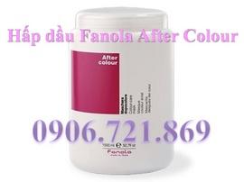 Dưỡng tóc và giữ màu tóc nhuộm với hấp dầu Fanola After Colour