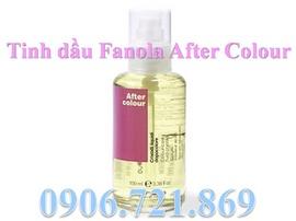 Dưỡng tóc và giữ màu tóc nhuộm với tinh dầu Fanola After Colour