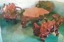 Tp. Hồ Chí Minh: Bàn ghế giả gỗ cao cấp, Bán tranh tượng nghệ thuật, thiết kế bán hòn non bộ, hoa CL1180677P17