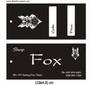Tp. Hà Nội: In mác giấy, mác vải giá rẻ ở Khu vực Đống Đa, Láng hạ CL1138336P9