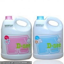 Nước giặt xả 2 in 1 D-NEE