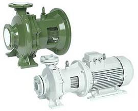 Máy bơm nước ly tâm trục ngang SEAR- Bơm dòng Model NCB, MG- hàng chất lượng cao