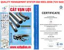 Tp. Hồ Chí Minh: Ống luồn dây điện ruột gà bằng thép mạ kẽm, bọc nhựa dày PVC CL1140537P10