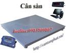 Tp. Hà Nội: Cân sàn 500kg, 1 tấn, 2 tấn, 3 tấn, 5 tấn, 10 tấn, 15 tấn CL1141631