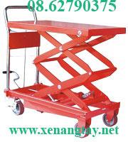Xe nâng tay 1. 6-3. 0 mét, nâng hàng cho xe tả , xe nâng phuy