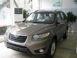 Bán Hyundai Santafe 2012 nhập khẩu giá cả tốt nhất từ trước đến nay