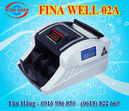 Tp. Hồ Chí Minh: Máy Đếm Tiền Finawell FW-02A. Giá Rẻ Đồng Nai - 0916986850 - Ms. Hằng CL1135949