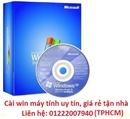Tp. Hồ Chí Minh: [HCM] Cài win tận nhà giá bình dân 50k có bảo hành Full Soft tại TPHCM - 0122200 CL1168668
